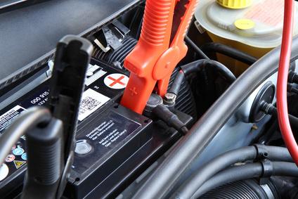 Cambio Batterie e Check up Elettrico