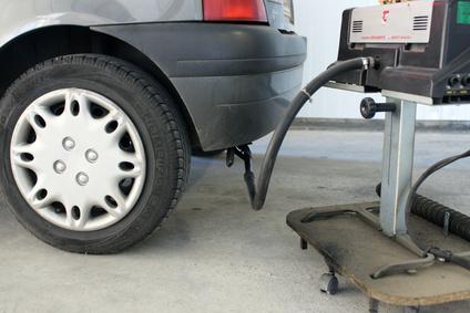 Controllo gas di scarico e Bollino Blu