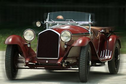 Restauro e vendita di Auto d'epoca